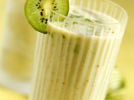 Rezept: Kiwi-Milchshake