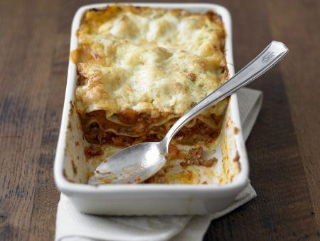 Klassische Lasagne