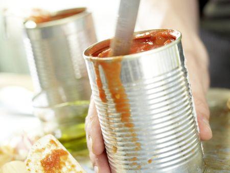Klassische Tomatensauce: Zubereitungsschritt 5