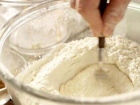 Klassischer Apfelkuchen – smarter: Zubereitungsschritt 2