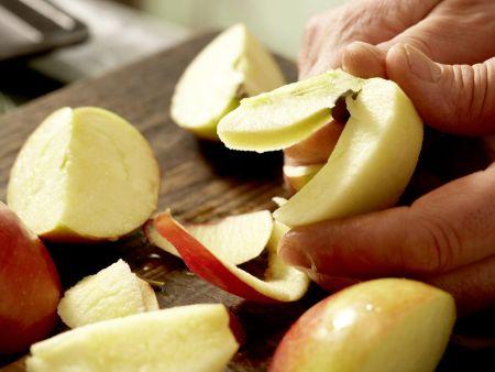 Klassischer Apfelkuchen – smarter: Zubereitungsschritt 7