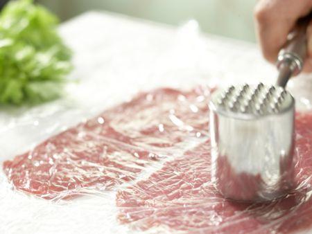 Kleine Rinderrouladen: Zubereitungsschritt 5