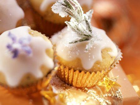 Kleine Zitronen-Muffins