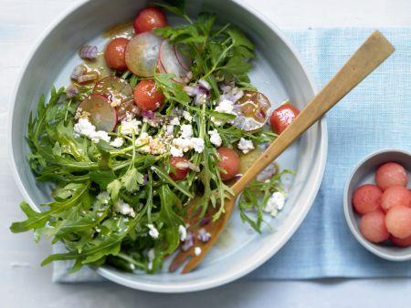 Knackiger Salat nach Thai-Art