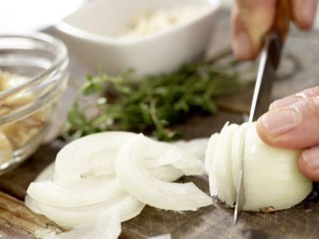 Knoblauchsuppe: Zubereitungsschritt 4