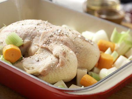 Knusprige Ente: Zubereitungsschritt 4