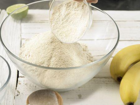 Knuspriges Buttermilchbrot: Zubereitungsschritt 2
