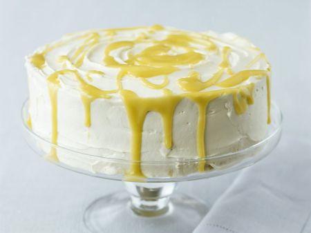Kochbuch für Zitronenkuchen-Rezepte