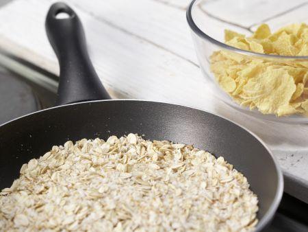 Kokos-Mango-Müsli: Zubereitungsschritt 1