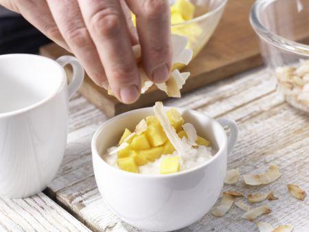 Kokos-Milchreis: Zubereitungsschritt 5
