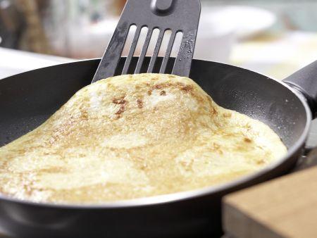 Kokos-Reis-Omelett: Zubereitungsschritt 3