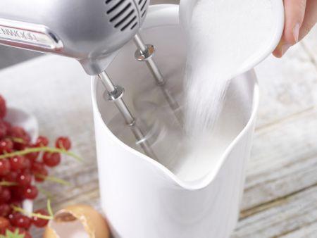 Kokosmakronentorte: Zubereitungsschritt 1