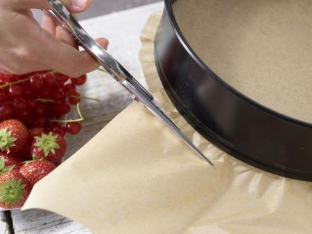 Kokosmakronentorte: Zubereitungsschritt 3