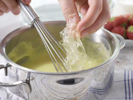 Kokosmakronentorte: Zubereitungsschritt 7