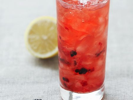 Kombucha-Wodka-Drink