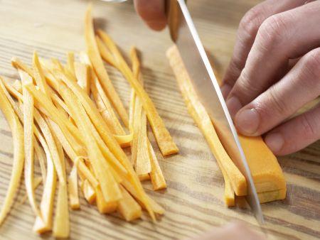 Kotelett mit Chinagemüse: Zubereitungsschritt 3