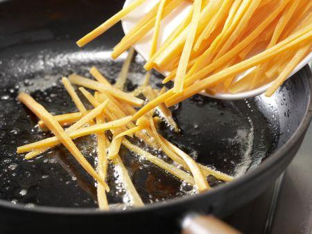 Kotelett mit Chinagemüse: Zubereitungsschritt 8