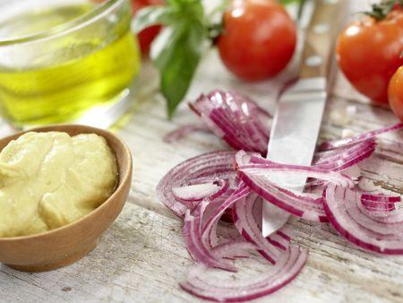 Kräuter-Kartoffel-Salat: Zubereitungsschritt 5