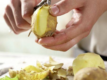 Kräuterkartoffelpüree – smarter: Zubereitungsschritt 1