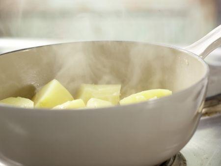Kräuterkartoffelpüree – smarter: Zubereitungsschritt 4