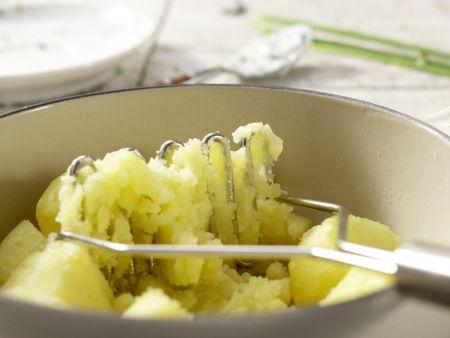 Kräuterkartoffelpüree – smarter: Zubereitungsschritt 5