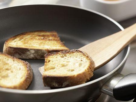 Kräutersalat mit Ei: Zubereitungsschritt 5