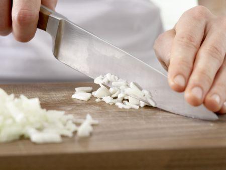Kürbis-Cannelloni: Zubereitungsschritt 1