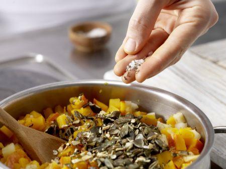 Kürbis-Cannelloni: Zubereitungsschritt 6