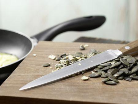 Kürbis-Gnocchi mit Tomatensauce: Zubereitungsschritt 5