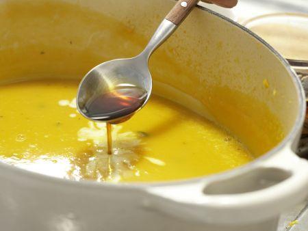 Kürbis-Möhren-Suppe – smarter: Zubereitungsschritt 7
