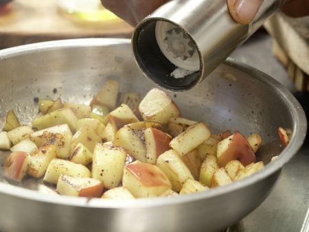 Kürbis-Möhren-Suppe – smarter: Zubereitungsschritt 9