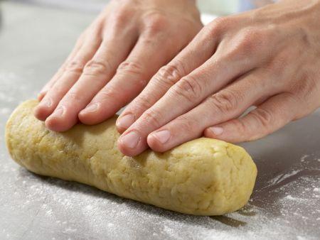 Kürbis-, Safran- und Hagebuttenplätzchen: Zubereitungsschritt 10