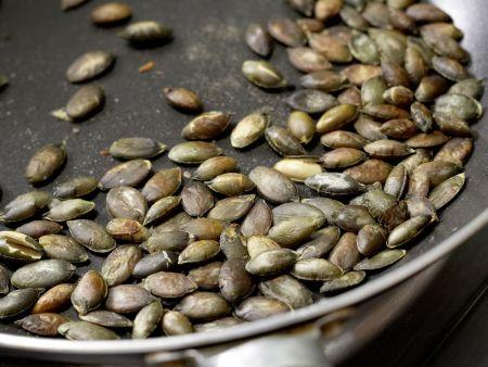 Kürbis-, Safran- und Hagebuttenplätzchen: Zubereitungsschritt 4