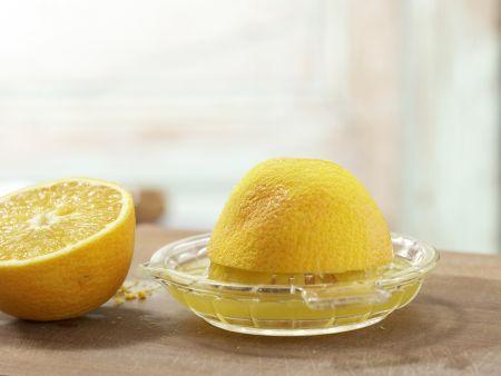 Lachs-Spinat-Pfanne: Zubereitungsschritt 2