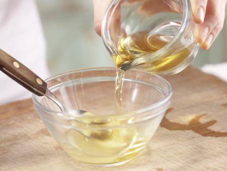 Lachskotelett auf Kohlrabi-Salat: Zubereitungsschritt 6