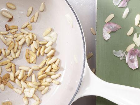 Lammlachs auf Couscous: Zubereitungsschritt 2