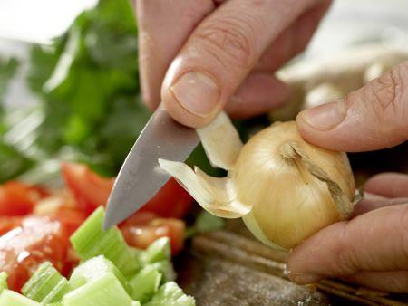 Langusten-Kokos-Suppe: Zubereitungsschritt 3