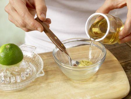 Lauwarmer Spargel-Tomaten-Salat: Zubereitungsschritt 3