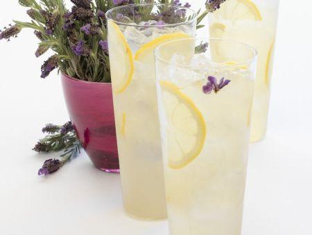 Rezept: Lavendellimonade