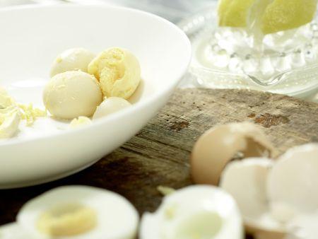 Leichte Mayonnaise: Zubereitungsschritt 4