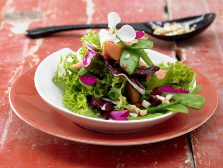 Kochbuch für leichte Salate