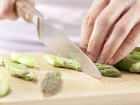 Leichter Gemüseeintopf: Zubereitungsschritt 3
