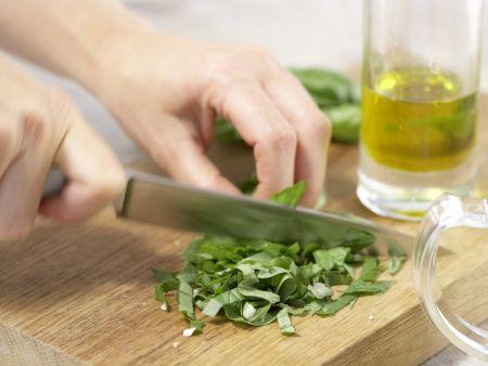 Leichtes Pesto: Zubereitungsschritt 5