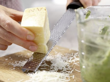 Leichtes Pesto: Zubereitungsschritt 7