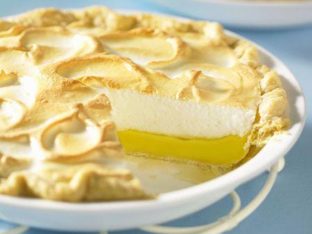 Lemon-Baiser-Kuchen