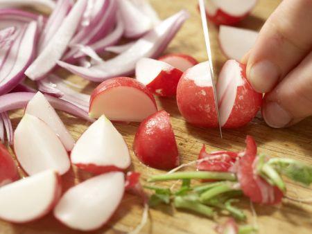 Libanesischer Rote-Bete-Salat: Zubereitungsschritt 4