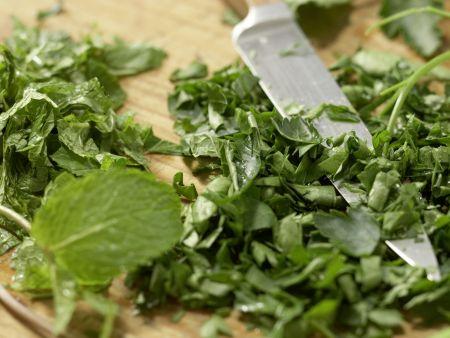 Libanesischer Rote-Bete-Salat: Zubereitungsschritt 5