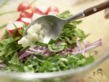 Libanesischer Rote-Bete-Salat: Zubereitungsschritt 7