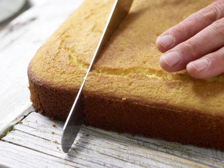 Limettenkuchenwürfel: Zubereitungsschritt 9