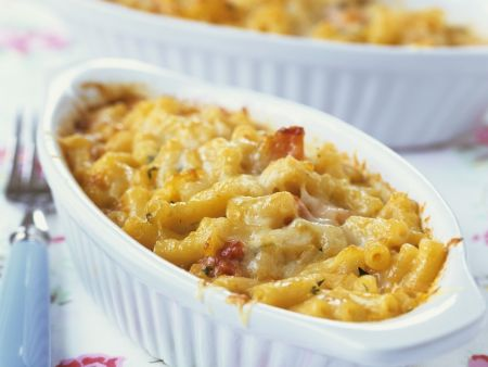 Mac and Cheese (Käsemakkaroni)